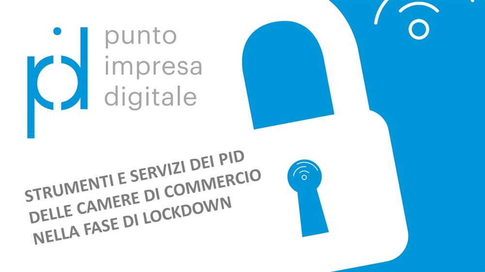 strumenti PID in lockdown